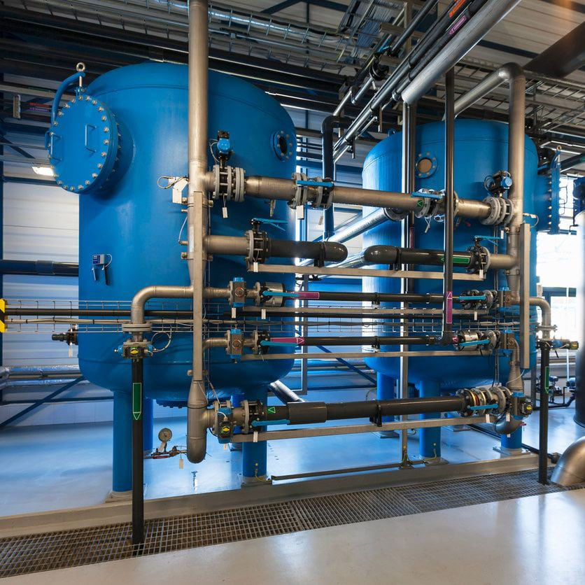 Reservoirs & Pump Stations